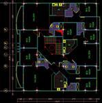 پلان-معماري-ساختمان-مسكوني-365-متري