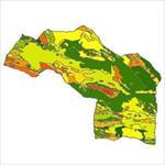 نقشه-ی-زمین-شناسی-شهرستان-داراب