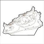 نقشه-ی-خطوط-همدمای-استان-سمنان
