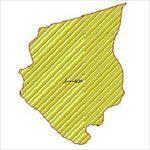 شیپ-فایل-محدوده-سیاسی-شهرستان-جویبار-(واقع-در-استان-مازندران)