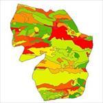 نقشه-زمین-شناسی-شهرستان-کاشمر