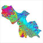 نقشه-ی-رستری-جهت-شیب-شهرستان-برخوار-و-میمه-(واقع-در-استان-اصفهان)