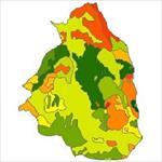 نقشه-ی-زمین-شناسی-شهرستان-تکاب