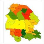 شیپ-فایل-شهرستان-های-استان-خوزستان