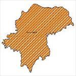 شیپ-فایل-محدوده-سیاسی-شهرستان-اندیمشک-(واقع-در-استان-خوزستان)