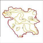 نقشه-ی-منحنی-های-هم-تبخیر-استان-کردستان
