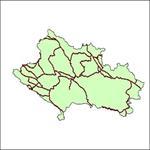 شیپ-فایل-جاده-های-ارتباطی-استان-لرستان