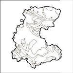 نقشه-ی-خطوط-همدمای-استان-مرکزی
