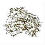 شیپ-فایل-روستاهای-استان-خراسان-شمالی