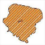 شیپ-فایل-محدوده-سیاسی-شهرستان-لالی-(واقع-در-استان-خوزستان)