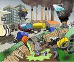 تحقیق-مسئولیت-مدنی-ناشی-از-آلودگی-و-خسارت-به-محیط-زیست