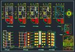 نقشه-های-کامل-اتوکد-ساختمان-پنج-طبقه-مسکونی