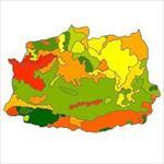 نقشه-ی-زمین-شناسی-شهرستان-سراب