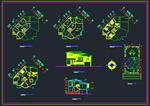 نقشه-های-اتوکد-یک-ویلا
