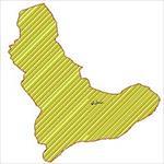 شیپ-فایل-محدوده-سیاسی-شهرستان-ساری-(واقع-در-استان-مازندران)