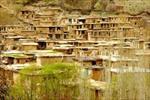 تحقیق-نگرش-به-معماری-روستا-در-ایران
