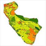 نقشه-ی-زمین-شناسی-شهرستان-فسا