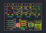 نقشه-های-کامل-اتوکد-ساختمان-مسکونی-2-طبقه