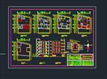 نقشه-های-کامل-اتوکد-ساختمان-مسکونی-4-طبقه
