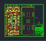نقشه-های-کامل-اتوکد-ساختمان-مسکونی-3-طبقه-14-واحدی