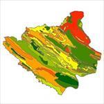 نقشه-ی-زمین-شناسی-شهرستان-کوهدشت