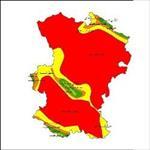 نقشه-طبقات-اقلیمی-استان-همدان