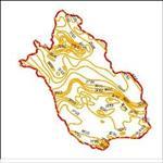 نقشه-ی-منحنی-های-هم-تبخیر-استان-فارس
