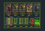 نقشه-های-اتوکد-ساختمان-مسکونی-4-طبقه-به-همراه-فایل-پاورپوینت-ضوابط-و-قوانین-شهرداری-در-طراحی-مسکونی