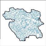 شیپ-فایل-آبراهه-های-استان-کردستان