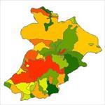 نقشه-ی-زمین-شناسی-شهرستان-مشگین-شهر