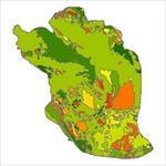 نقشه-ی-زمین-شناسی-شهرستان-اصفهان