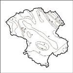 نقشه-ی-خطوط-همدمای-استان-زنجان