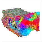 نقشه-ی-رستری-جهت-شیب-شهرستان-آران-و-بیدگل-(واقع-در-استان-اصفهان)