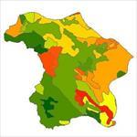 نقشه-ی-زمین-شناسی-شهرستان-پیرانشهر