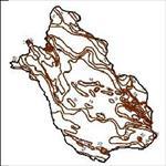 نقشه-ی-خطوط-همدمای-استان-فارس
