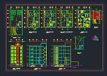 نقشه-های-اتوکد-ساختمان-مسکونی-6-طبقه