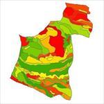 نقشه-زمین-شناسی-شهرستان-چالوس