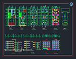 نقشه-های-اتوکد-ساختمان-مسکونی-5-طبقه-14-واحدی