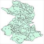 نقشه-کاربری-اراضی-شهرستان-بیجار