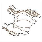 نقشه-ی-خطوط-همدمای-استان-قزوین