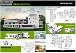 پروژه-معماری-بیمارستان-100-تختخوابی-سه-بعدی-طرح-4