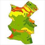 نقشه-ی-زمین-شناسی-شهرستان-خرمبید