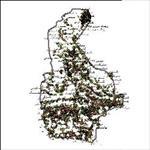 شیپ-فایل-روستاهای-استان-سیستان-و-بلوچستان