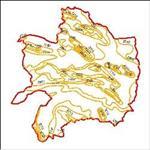 نقشه-ی-منحنی-های-هم-تبخیر-استان-خراسان-رضوی