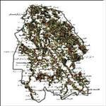 شیپ-فایل-روستاهای-استان-خوزستان