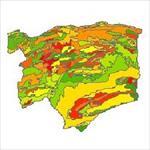 نقشه-زمین-شناسی-شهرستان-جاجرم