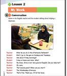 بسته-کامل-آموزش-درس-دوم-زبان-انگلیسی-پایه-هشتم-(هفته-من-my-week)