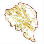 نقشه-ی-منحنی-های-هم-تبخیر-استان-کرمان