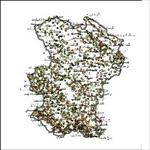 شیپ-فایل-روستاهای-استان-همدان