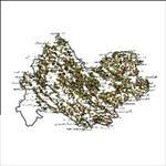 شیپ-فایل-روستاهای-استان-کرمانشاه